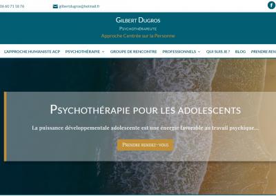 Gilbertdugros-psy.fr